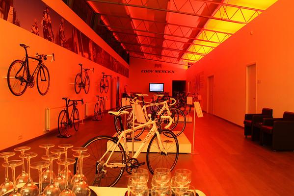 SenSe bij Eddy Merckx 29.11.2012