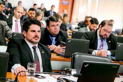 CCJ_Senador Marcos do Val_Foto Felipe Menezes