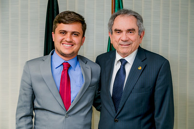 250418  Prefeito Giberto Tolentino (Gilbertinho) de Lagoa e Senador Raimundo Lira _Foto Felipe Menezes_001_