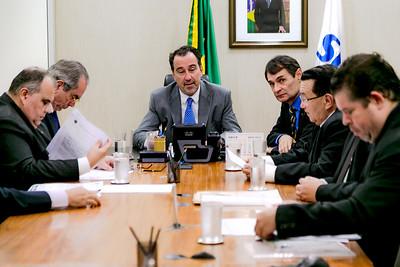 250418  Senador Raimundo Lira e Ministro da Saúde Gilberto Occhi e Prefeito Romero Rodrigues e Prefeito Sobrinho _Foto Felipe Menezes_001_