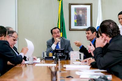250418  Senador Raimundo Lira e Ministro da Saúde Gilberto Occhi e Prefeito Romero Rodrigues de Campina Grande _Foto Felipe Menezes_002_