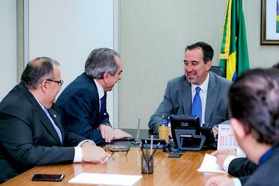 250418  Senador Raimundo Lira e Ministro da Saúde Gilberto Occhi _Foto Felipe Menezes_001_