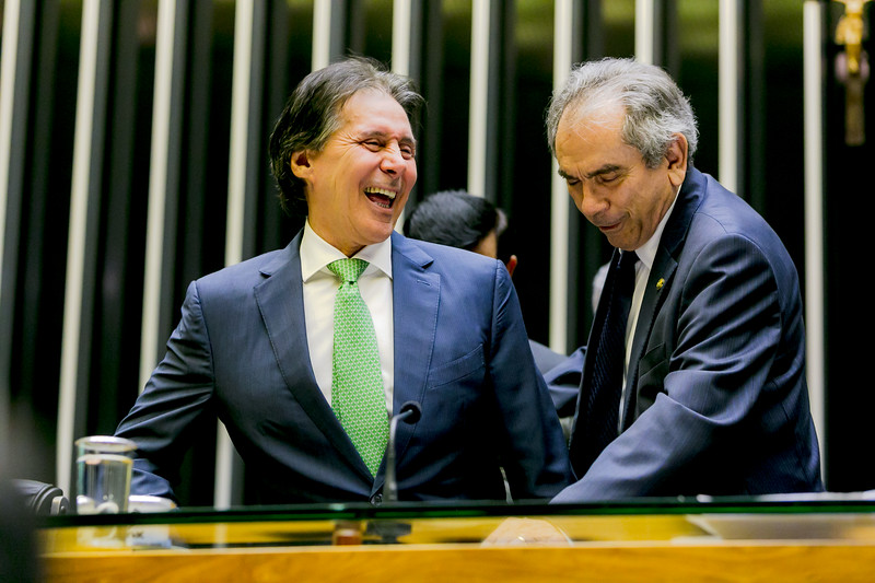 250418  Senador Eunicio e Senador Raimundo Lira _Foto Felipe Menezes_001_
