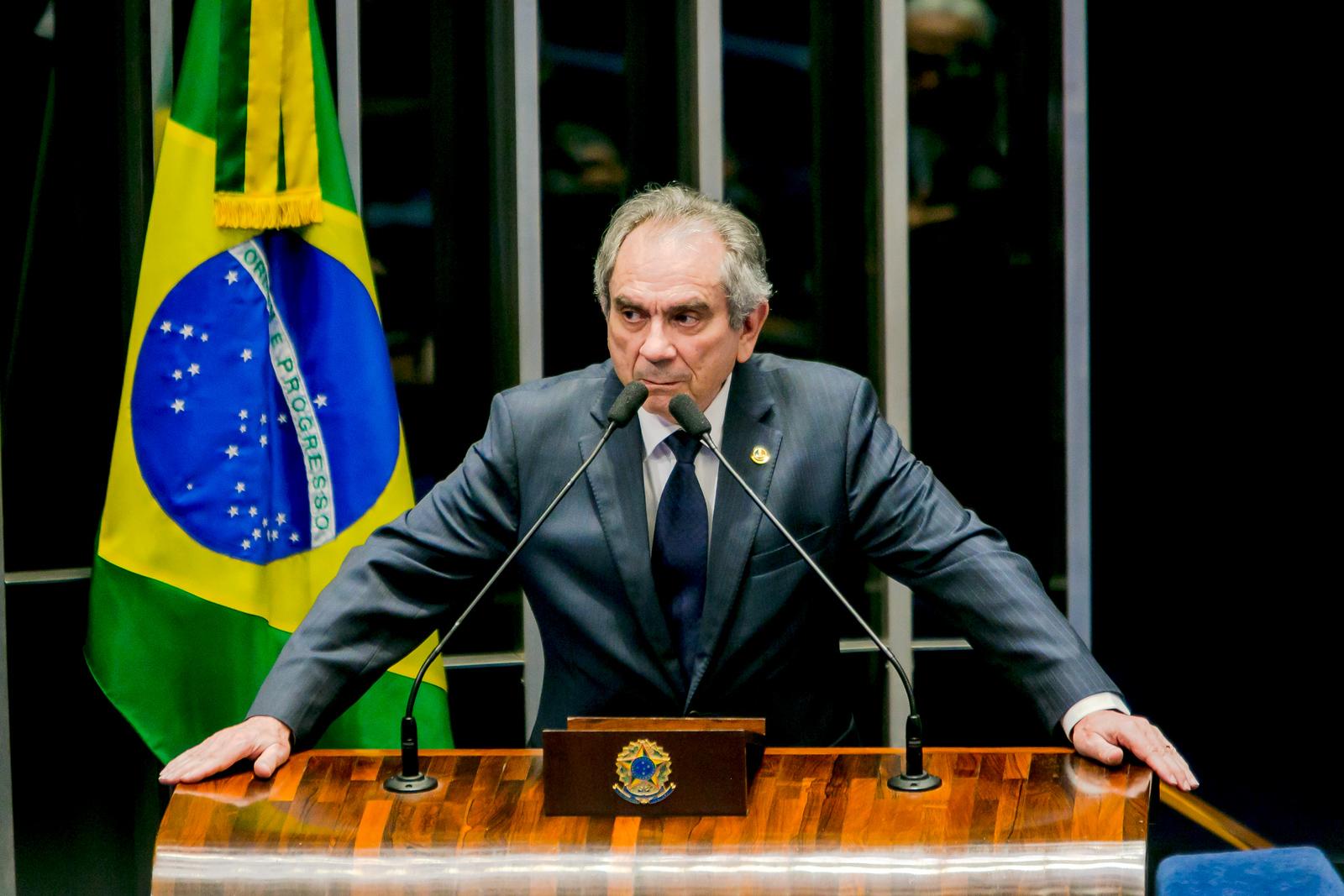 250418  Senador Raimundo Lira _Foto Felipe Menezes_005_