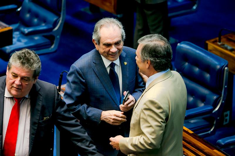 240418  Senador Raimundo Lira e Senador Cassio Cunha _Foto Felipe Menezes_001_