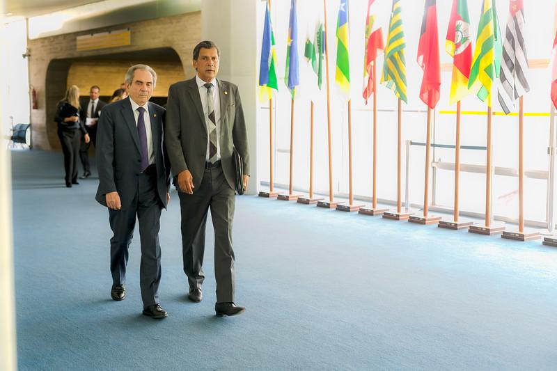 270318  Senador Raimundo Lira e Deputado Ricardo Barbosa _Foto Felipe Menezes_002_