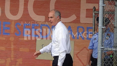 Bob Casey At Healthcare Press Conference In Philadelphia, PA