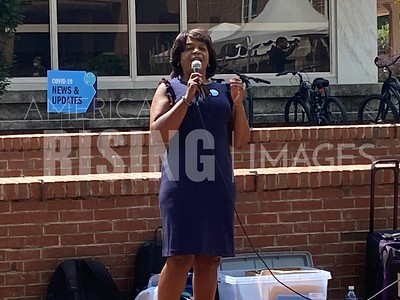 Cheri Beasley Attends Event at UNC Chapel Hill