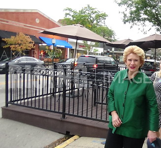 Debbie Stabenow At Hype The Vote in Birmingham, MI