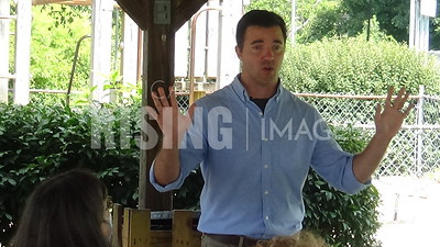 Jeff Jackson Attends Townhall in Spruce Pine, North Carolina