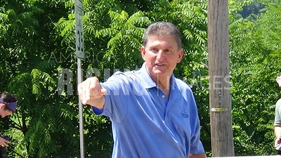 Joe Manchin At 4th Of July Parade In Ripley, WV