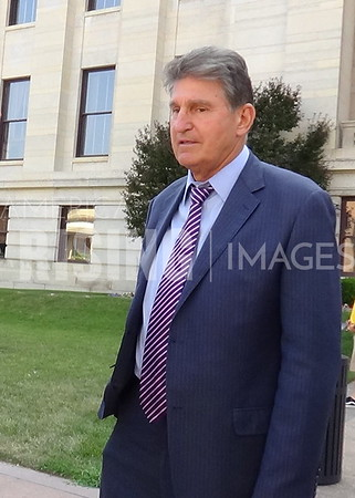 Joe Manchin At Pension Field Hearing In Columbus, OH