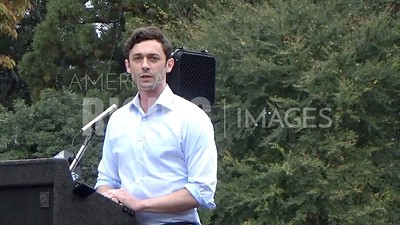 Jon Ossoff will attend an Early Vote Rally at Broad St and Clayton St across from the Arch in Athens