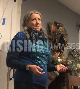 Kimberly Graham, Drinking Liberally, Ames, IA