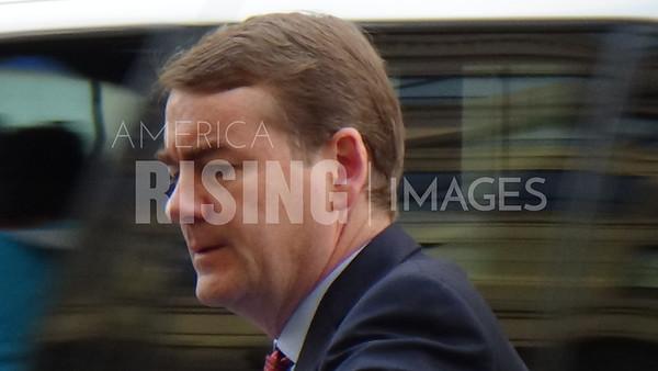 Michael Bennet At Fundraiser In Washington, DC