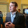 Michael Bennet At Roundtable In Colorado Springs, CO