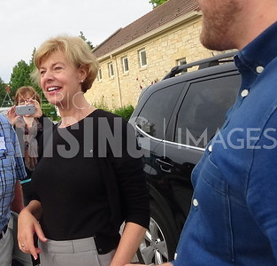 Tammy Baldwin At Fundraiser In Bailey's Harbor, WI