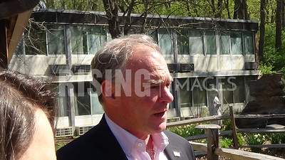 Tim Kaine At Opioid Addiction Roundtable And Tour Of The Bristol Lifestyle Recovery Center In Bristol, TN