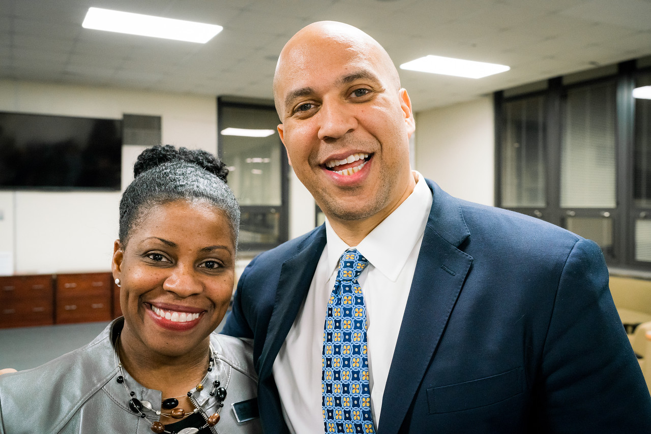 Cory Booker FAN Event