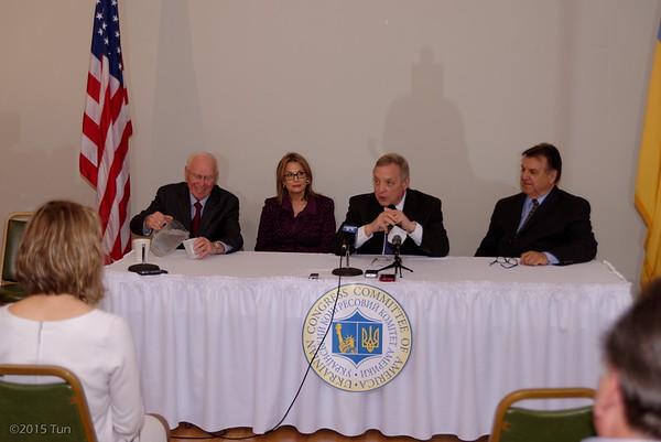 Senator Durbin Briefing 9April 2015- Chicago