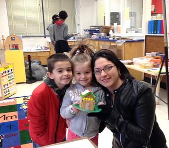 Child development Christmas photos 2014