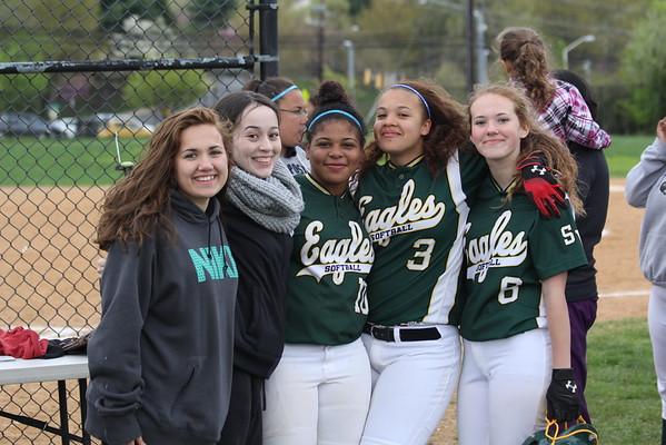 JV softball 4-23-2015