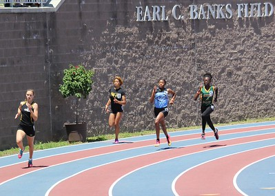 Morgan University track finals and slideshow