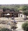 Mud Brick Huts, Dagana, Senegal (Pentax 645)