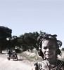La Reine, Fulani Village, Dagana, Senegal (Bronica 645)