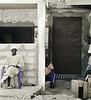 Stare Down, N'Gor Township, Dakar, Senegal