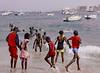 Frolic, N'Gor Township, Dakar, Senegal