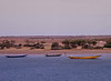 Moored Boats, Maki Diama, Senegal (Pentax 645)