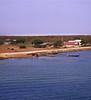 Road to the Dam and the Lock, Maki Diama, Senegal