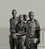 Inspection Team, I, Maki Diama Dam, Senegal