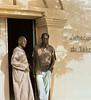 Talking, Auberge du Tekrour, Podor, Senegal