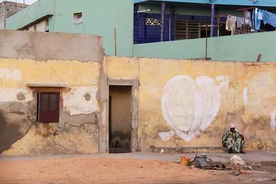 Senegal - Road to Velingara July 2011