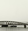 Bridge and Photo (Oumar Ly), I, St. Louis, Senegal