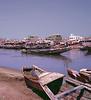 Harbor, Langue de Barbarie, St. Louis, Senegal