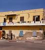 Apartment House, Langue de Barbarie, St. Louis, Senegal (Bronica 645)
