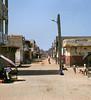 Main Street, Langue de Babarie, St.Louis, Senegal (Pentax 645)