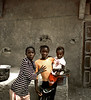 Sisters, Langue de Barbarie, St. Louis, Senegal