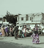 Walking by the Road, Theis, Senegal
