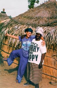 My village Mom Aminata Ba