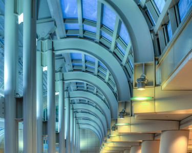 Space Ship Corridor 4023