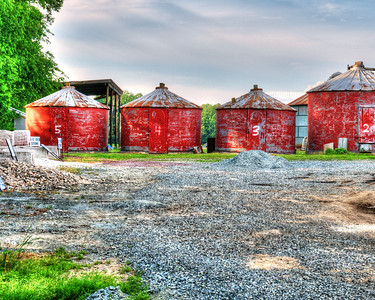 Red Silos