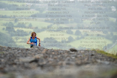 British mountain running championships - Skiddaw-1