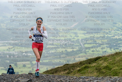 British mountain running championships - Skiddaw-10