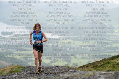 British mountain running championships - Skiddaw-2