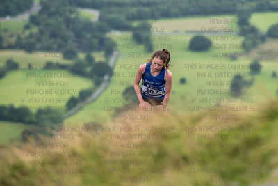 British mountain running championships - Skiddaw-22