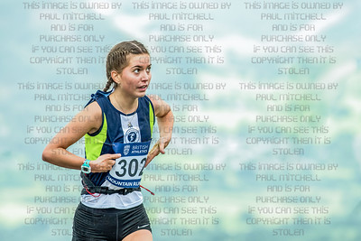British mountain running championships - Skiddaw-12